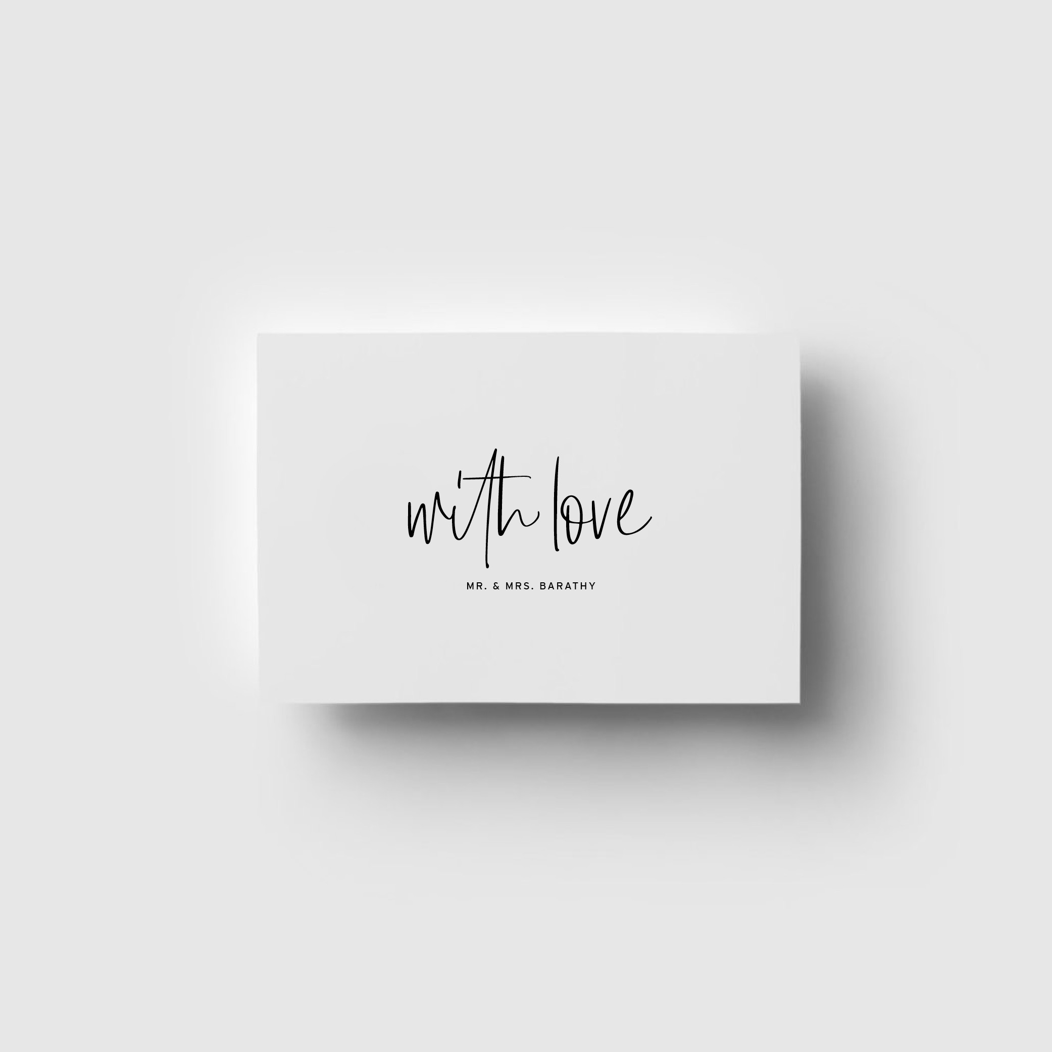Thank You Cards - THANK YOU CARDS | Love Letters